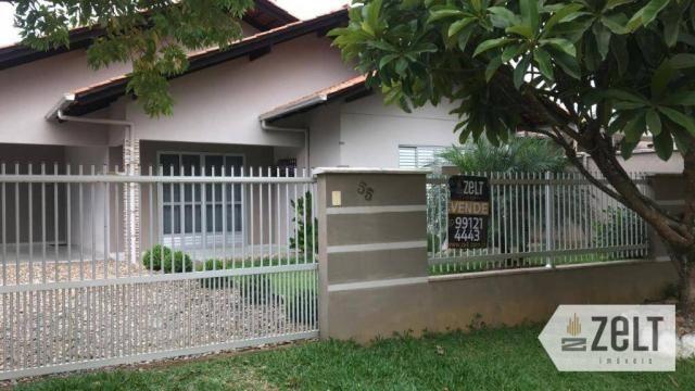 Casa residencial à venda, estradas das areias, indaial.