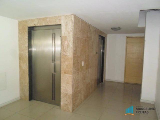 Apartamento residencial à venda, Cocó, Fortaleza - AP2611. - Foto 13