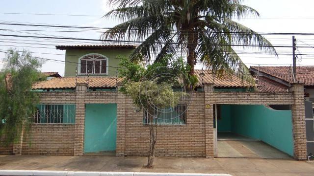 Sobrado com 5 dormitórios à venda, 260 m² por r$ 360.000,00 - chácara dos pinheiros - cuia