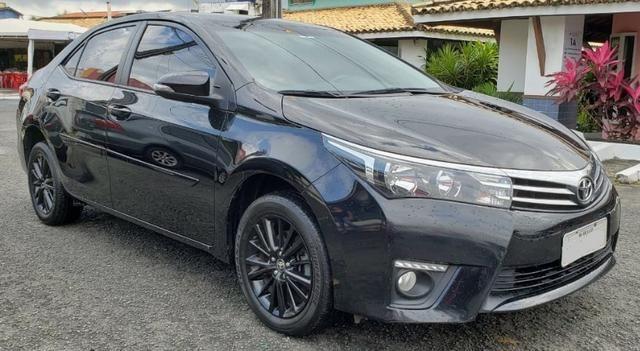 Toyota Corolla Dynamic 2.0 Aut. 2016/2017, novíssimo e único dono! Oportunidade! - Foto 2