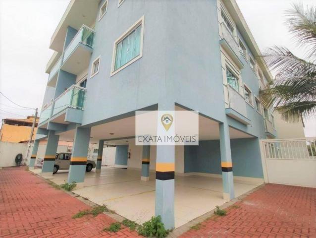 Apartamento 2 quartos, a 2 quadras da praia de Costazul, Rio das Ostras! - Foto 2