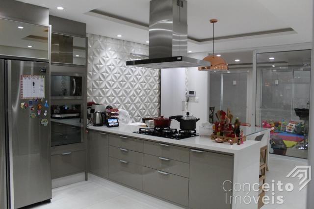 Casa à venda com 4 dormitórios em Órfãs, Ponta grossa cod:392486.001 - Foto 12