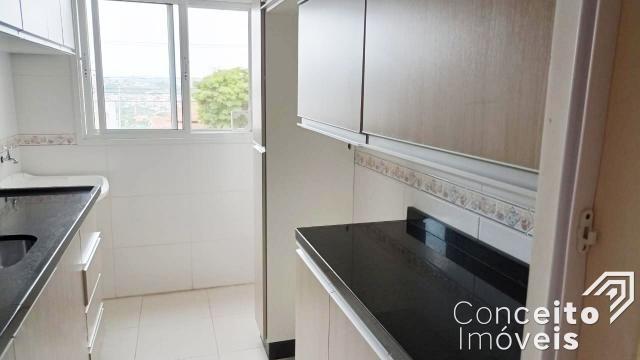 Apartamento à venda com 3 dormitórios em Oficinas, Ponta grossa cod:392974.001 - Foto 5