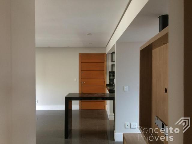 Apartamento à venda com 2 dormitórios em Estrela, Ponta grossa cod:392631.001 - Foto 17
