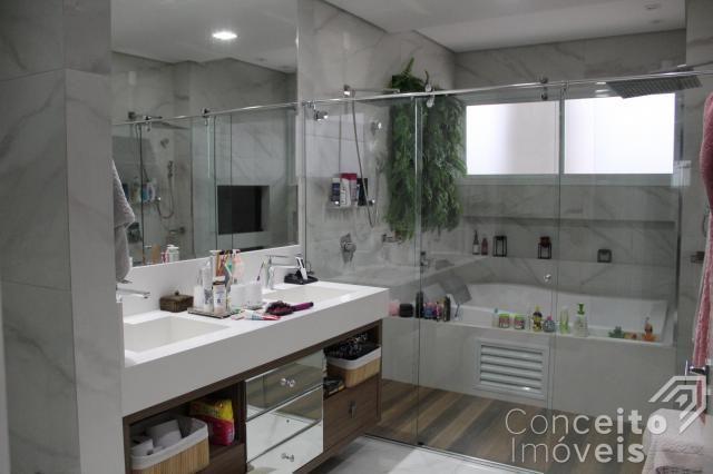 Casa à venda com 4 dormitórios em Órfãs, Ponta grossa cod:392486.001 - Foto 7