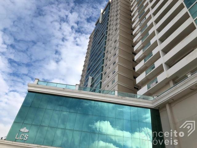 Apartamento à venda com 2 dormitórios em Centro, Ponta grossa cod:392666.001 - Foto 3