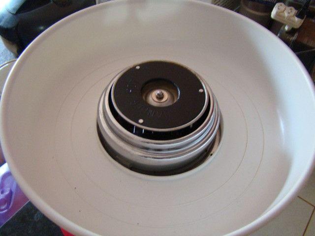 Máquina portátil de fazer algodão doce - Foto 3