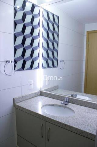 Apartamento à venda, 88 m² por R$ 445.000,00 - Jardim Goiás - Goiânia/GO - Foto 13