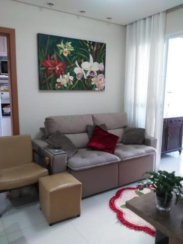 Apartamento com 2 dormitórios à venda, 65 m² por R$ 420.000 - Itapuã - Vila Velha/ES - Foto 3