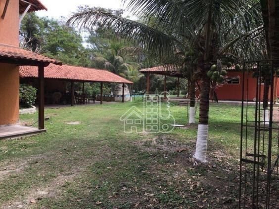Sítio com 5 dormitórios à venda, 3008 m² por R$ 900.000,00 - Itaocaia Valley (Itaipuaçu) - - Foto 10