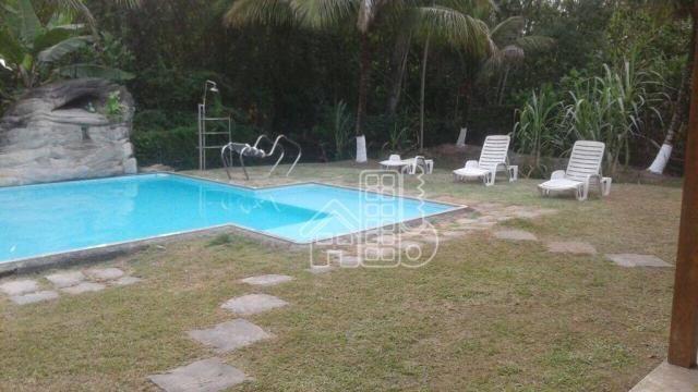 Sítio com 5 dormitórios à venda, 3008 m² por R$ 900.000,00 - Itaocaia Valley (Itaipuaçu) - - Foto 8