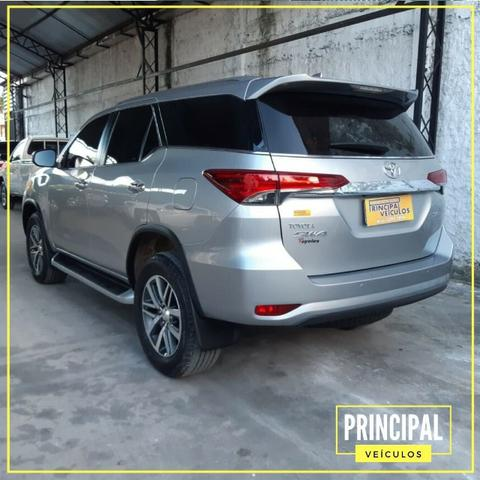 Toyota Hilux SW4 Srx 2018 Completo - Garantia de Fabrica - Foto 4