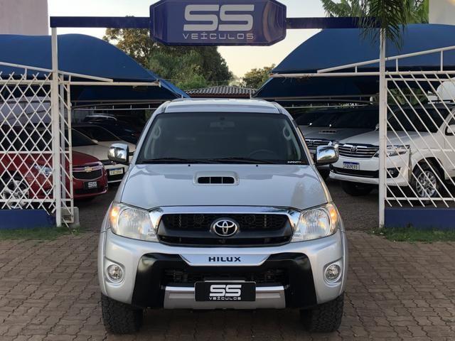 Hilux Srv 3.0 Diesel 4x4 VENDIDA - Foto 8