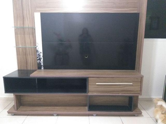 Rack para TV com Painel - Foto 4