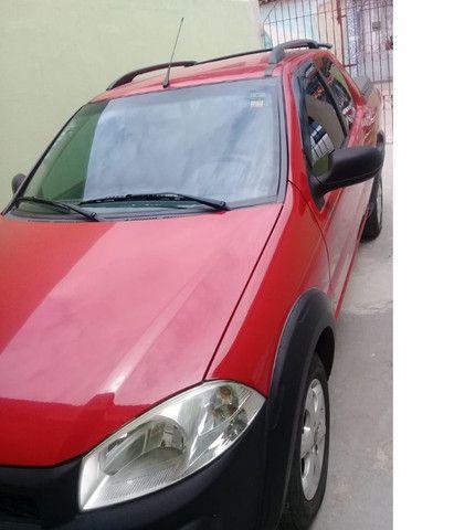 Vendo Fiat Strada Working 13/14 Completa - Foto 2