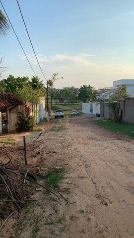 Terreno chácara Ipe com casa inacabada - Foto 2