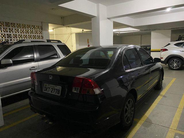 Honda civic 2004 automático