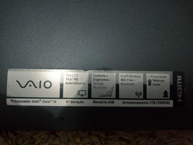 Notebook Sony Vaio 15.6 - Foto 2