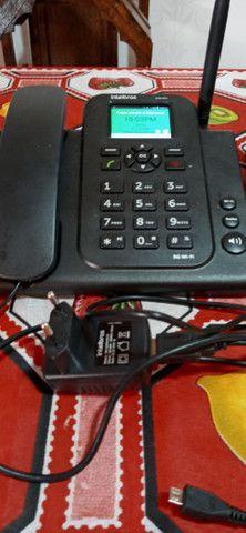 Telefoni rural com waifai