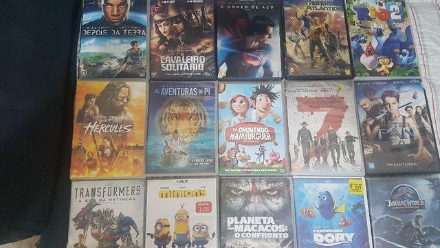 Vendo filmes Blu-rays e dvds originais!