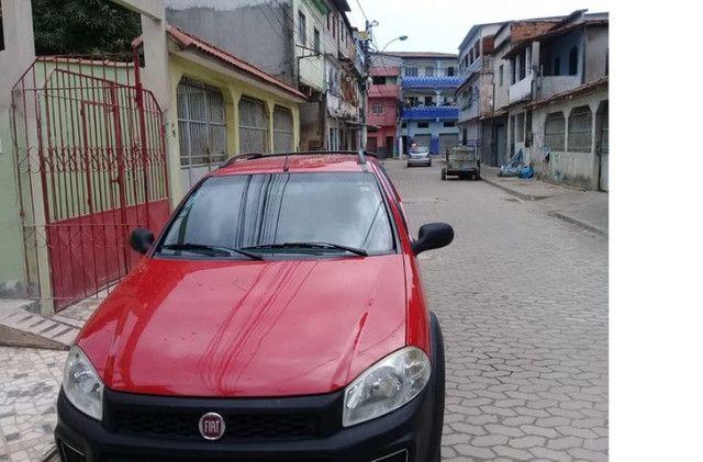 Vendo Fiat Strada Working 13/14 Completa - Foto 4
