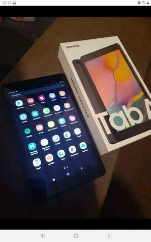 Tablet Samsung A 32Gb Android 8.0 um mês de uso  - Foto 3