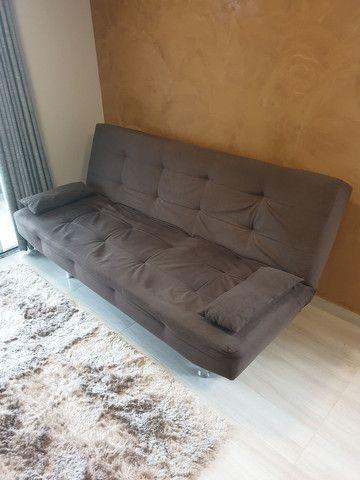 Sofá cama pouco usado  - Foto 3