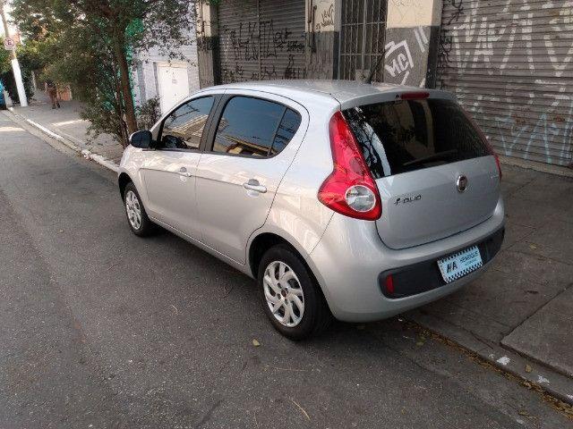 Fiat Palio 1.0 Attractive 8V Flex 4Ptas - Foto 7