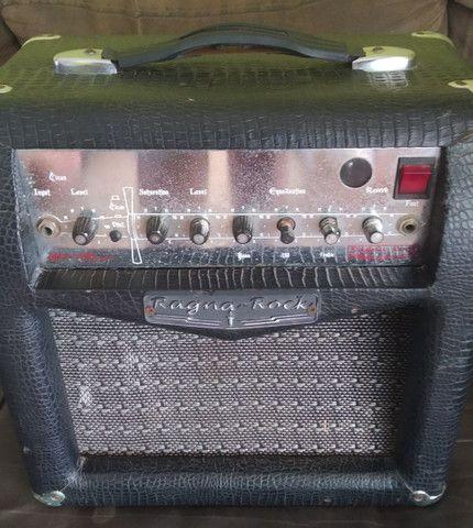 Amplificador Warm Music Ragna Rock