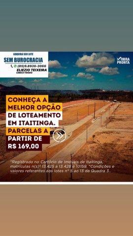 More ou invista no Loteamento Solaris em Itaitinga  - Foto 11