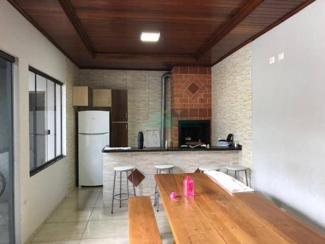 Casa com 3 dormitórios para alugar por R$ 2.500/mês - Jardim das Flores - Foz do Iguaçu/PR - Foto 10