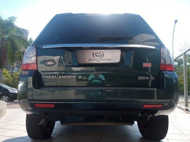 FREELANDER 2 2012/2012 2.2 S SD4 16V TURBO DIESEL 4P AUTOMÁTICO - Foto 5