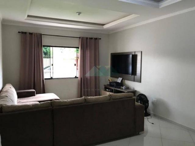 Casa com 3 dormitórios para alugar por R$ 2.500/mês - Jardim das Flores - Foz do Iguaçu/PR - Foto 2