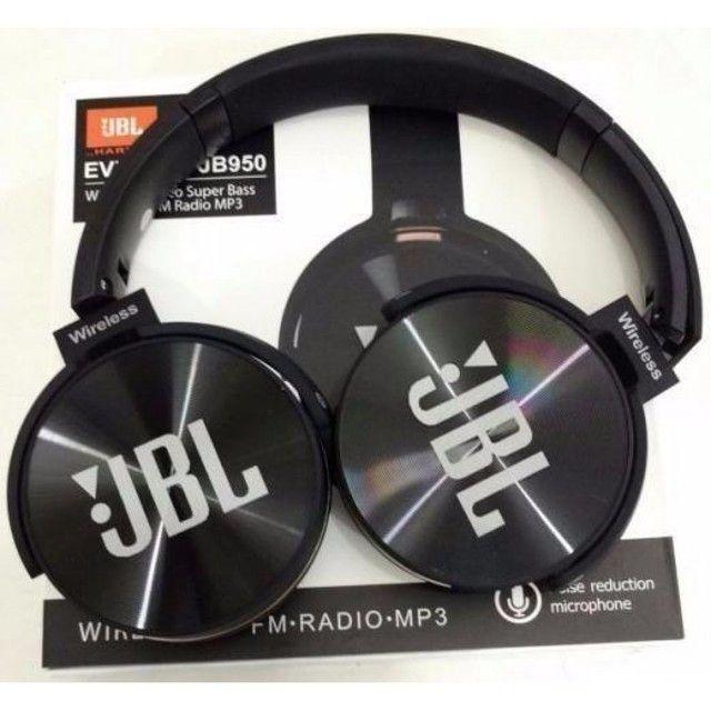 Fone JBL XB 450 - Foto 4
