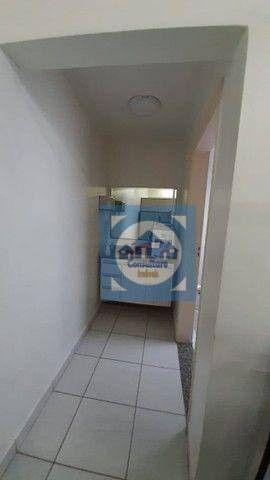 Sala para alugar, 46 m² por R$ 1.600,00/mês - Encruzilhada - Santos/SP - Foto 7