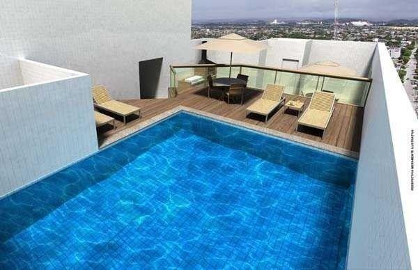 MF-Edf. itapoã em piedade - 2 quartos suíte e piscina - Foto 10