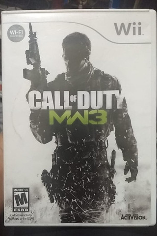 Call Of Duty MW3 - Wii