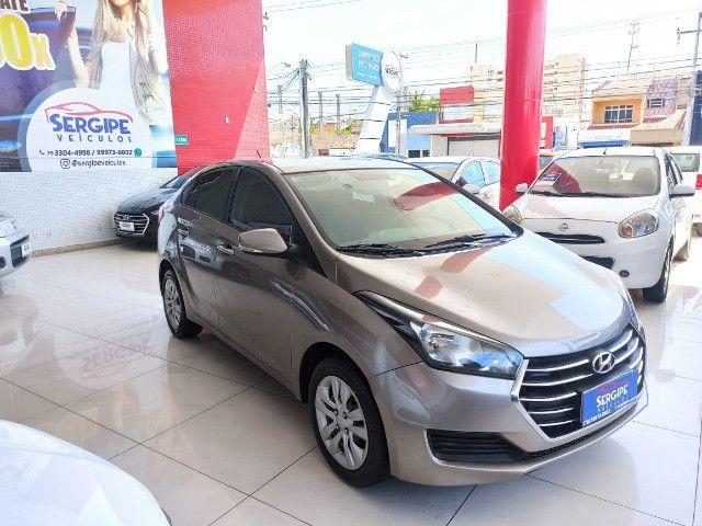 Hyundai HB20S 1.0 2018 - Troco e Financio (Aprovação Imediata) - Foto 2