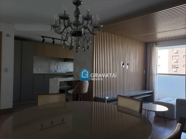 Apartamento com 2 dormitórios para alugar, 85 m² por R$ 2.200/ano - Centro - Gravataí/RS - Foto 2