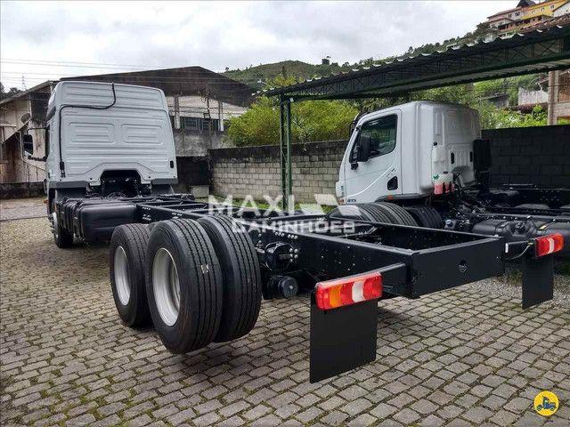 MB Atego 2426 6x2 Truck OKM Completo Pronta entrega - Foto 5