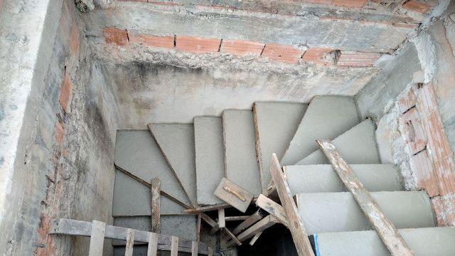 Escadas  de concreto  - Foto 5