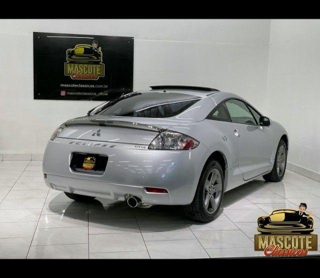 Eclipse GT 3.8 2008 *top**impecável**financio**duvido igual** - Foto 2