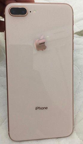 Vendo iPhone 8 Plus rose gold 64 gb