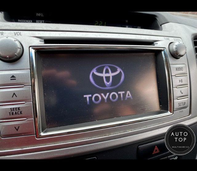 Hilux cd SRV 4x4 2.7 flex aut. 2012 *top*imperdível*financio em até 48x - Foto 4