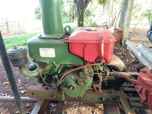 Motor diesel b9