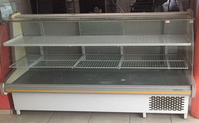 Balcao frigorífico Gelopar GBSC200b
