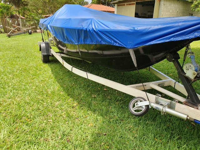 Lancha MG 190 Fishing 90hp Yamaha 2010 - Foto 9