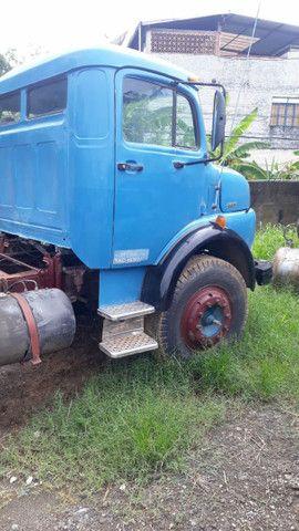 Caminhão toco mercedes benz  - Foto 2