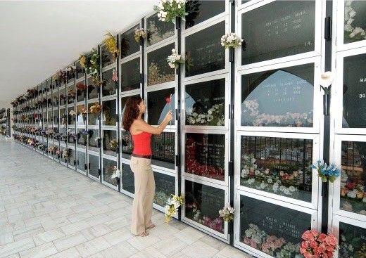 Oportunidade: Lóculo/Jazigo - Memorial (Cemitério Vertical)