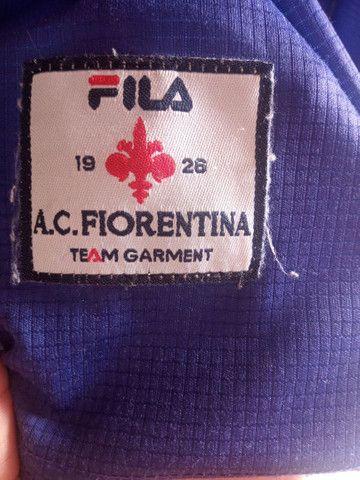 Camisa FIORENTINA 98/99 original Nintendo - Foto 2